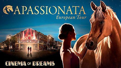 Cinema of Dreams aneb Apassionata se vrací do ČR