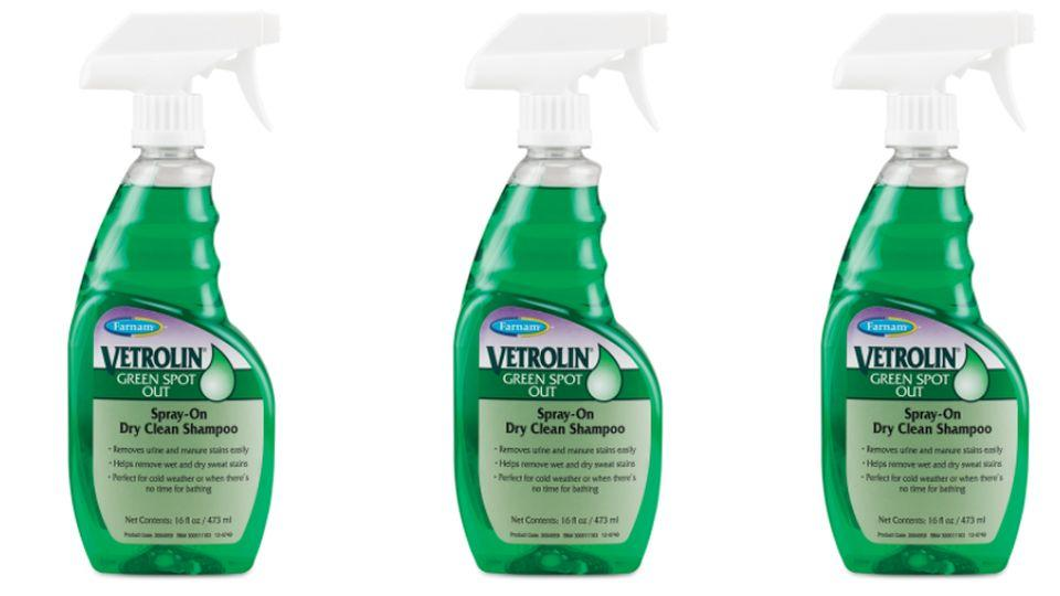 Farnam produkty: Vetrolin Green Spot Out