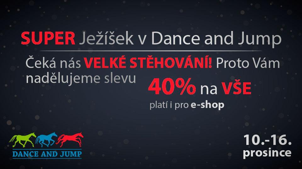preload Super Ježíšek v prodejně Dance and Jump pokračuje e4f4e277ba