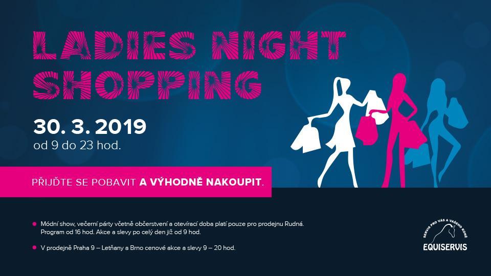 4e97509ef preload Ladies Night odstartuje jezdeckou sezonu 2019 v Equiservisu